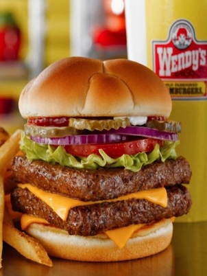 Photo of Wendy's Double
