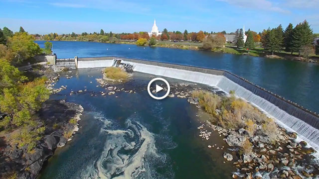 Video of Idaho Falls Snake River Greenbelt